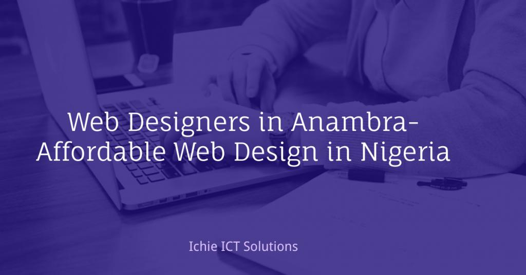 web designers in Anambra