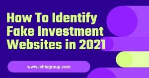 How to identify fake investment websites
