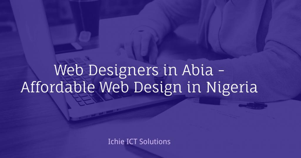 web designers in Abia