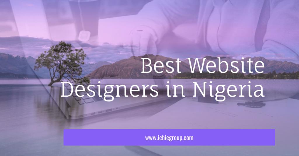 web designers in Nigeria